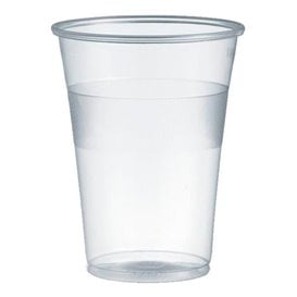 Bicchiere di Plastica PP Transparente 400ml Ø8,3cm (1000 Pezzi)