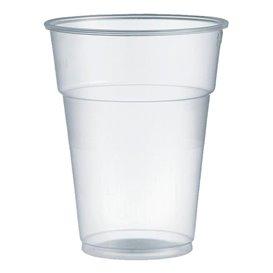 Bicchiere di Plastica PP Transparente 630ml (50 Pezzi)