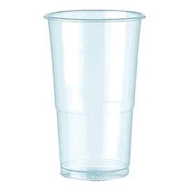 Bicchiere di Plastica PP Trasparente 375 ml Ø8,0cm (74 Pezzi)