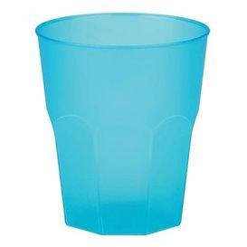 "Bicchiere Plastica ""Frost"" Turchese PP 270 ml (420 Pezzi)"