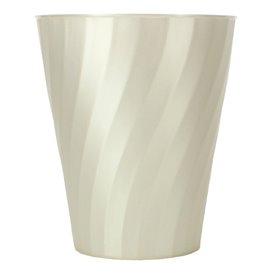 """Bicchiere di Plastica PP """"X-Table"""" Perla 320ml (128 Pezzi)"""