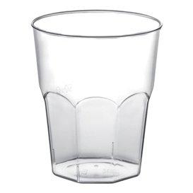 Bicchiere di Plastica per Cicchetto Trasp. PS Ø40mm 30ml (2000 Pezzi)