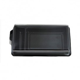 Imballaggi Sushi Nero 148x78 mm (1200 Pezzi)