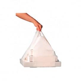 Sacchetto di Plastica Canottiera Scatole Pizza 50/26*60cm (100 Pezzi)