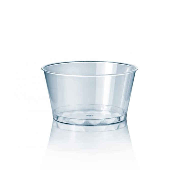 Coppette di Plastica PS Glas 300ml Ø11cm (100 Pezzi)