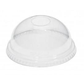 Coperchio Cupola Chiuso PET Glas Ø8,1cm (100 Pezzi)