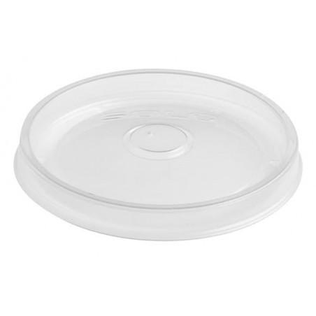 Tapa Transp.para Tarrinas 350 y 1000 ml (50 uds)