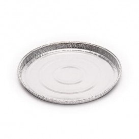 Teglia Torta Alluminio 240mm 900ml (120 Pezzi)