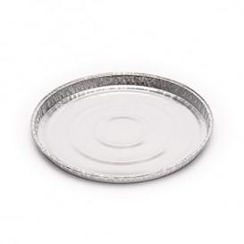 Teglia Torta Alluminio 240mm 900ml (600 Pezzi)