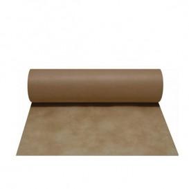 Tovaglia Rotolo Non Tessuto Pretagliati 0,4x48m 50g Crema (6 Pezzi)