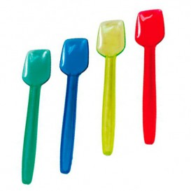 Cucchiaino di Plasticaper Gelato 92mm (10.000 Pezzi)