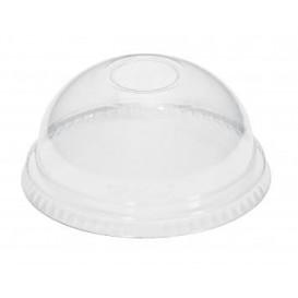Coperchio Cupola Chiuso Bicchieri PET e PLA Ø9,5cm (1000 Pezzi)