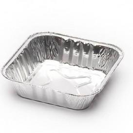 Bandeja Aluminio Lasaña 375ml (100 Uds)