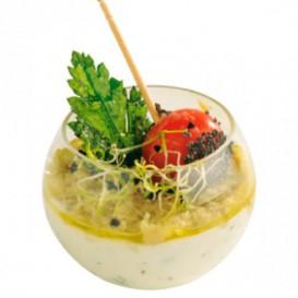 MiniCiotola Degustazione Esfera Piccola Transp. 60 ml (200 Pezzi)