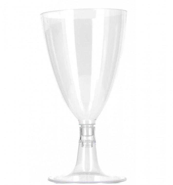 Calice di Plastica Acqua o Vino 140ml 2P (600 Pezzi)