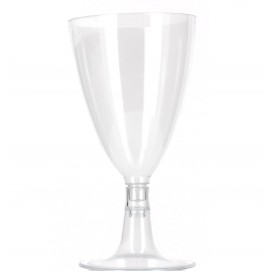Calice di Plastica Acqua o Vino 140 ml 2P (100 Pezzi)