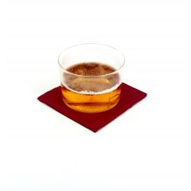 Tovagliolo di Carta Cocktail 20x20cm Bordò (6.000 Pezzi)