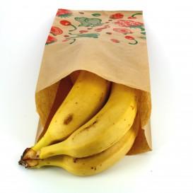 Sacchetto di Carta per Frutta 14+7x28cm (1000 Pezzi)