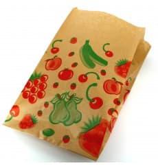Sacchetto di Carta per Frutta 22+12x36cm (1000 Pezzi)