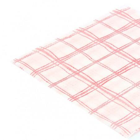 Tovagliolo di Carta 33x33 Quadro Rossos 1 Veli (3.840 Pezzi)
