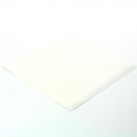Tovagliolo di Carta Bianco 33x33 1 Veli Bianco (4.800 Pezzi)