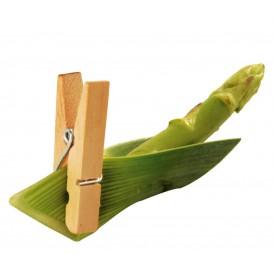Pinze di Bambu Catering 35mm (100 Pezzi)